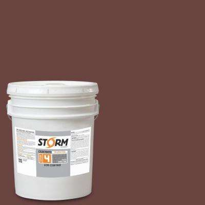 Category 4 5 gal. Rusty Anchor Matte Exterior Wood Siding 100% Acrylic Latex Stain