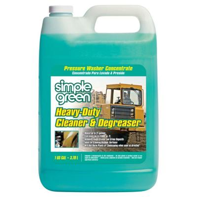 1 Gal. Heavy-Duty Cleaner and Degreaser Pressure Washer Concentrate (4-Pack)