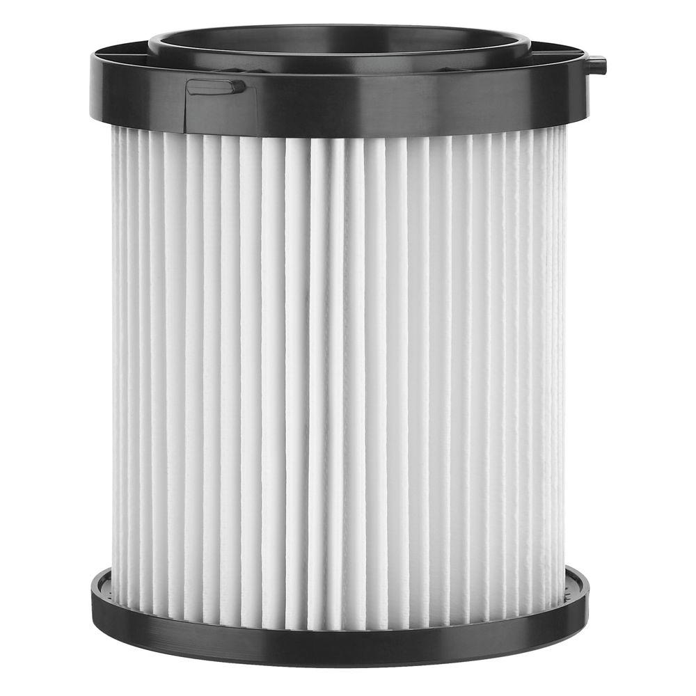 Dewalt Hepa Replacement Filter For Dc500 Wet Dry Vacuum