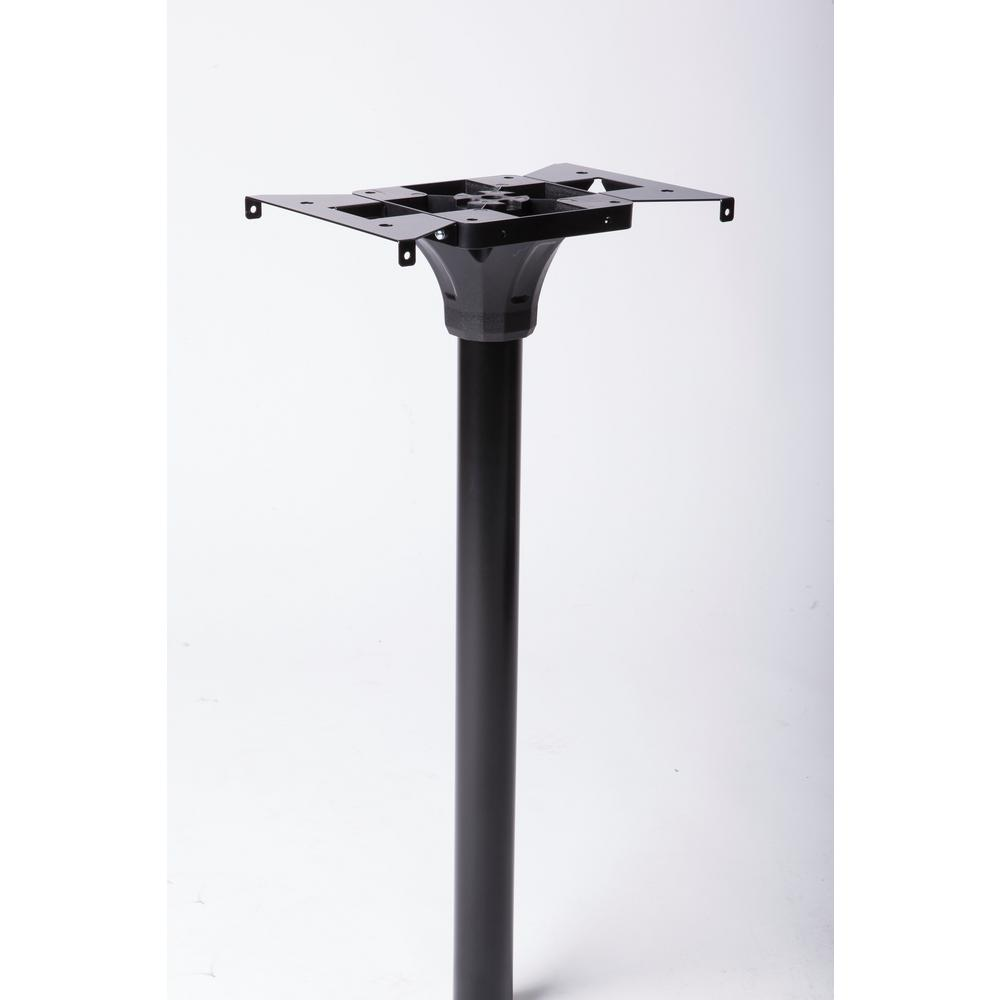 metal mailbox post. architectural mailboxes coolidge black inground steel mailbox post metal w