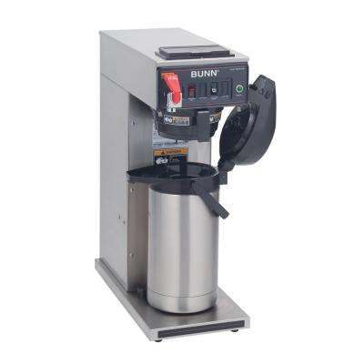 Commercial Airpot Coffeemaker with Plastic Funnel