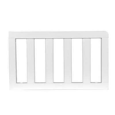 Toddler Guardrail, White