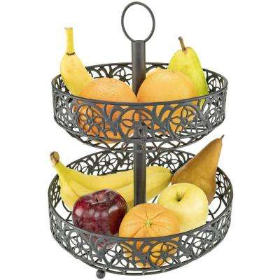 2-Tier Fruit Basket