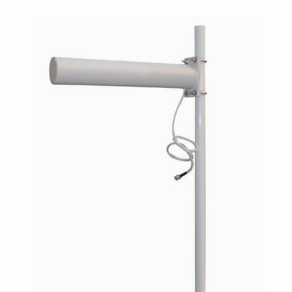 Homevision Technology Turmode Yagi Wi-Fi Antenna for 2.4GHz Turmode WAY24134 WiFi Antenna is designed to increase the signal strength and range of your 2.4 GHz 802.11b/g/n Wi-Fi device. This high gain antenna can provides further coverage for your Wi-Fi devices such as routers, adapters, access points and repeaters. So you can expand your network for reliable coverage throughout your home.