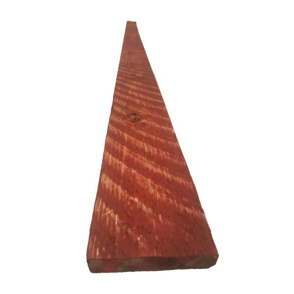Montana Ghost Wood 1 in. x 6 in. x 56 lin. ft. Ruby River Circle Sawn Weathered Wood Shiplap Siding