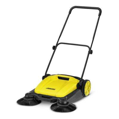 S650 Outdoor Push Sweeper