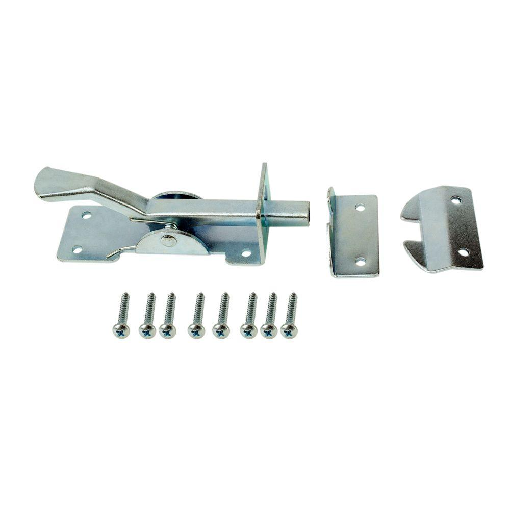 Everbilt Zinc Plated Top Mount Gate Latch