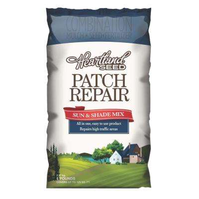 5 lb. Sun and Shade Grass Patch Mix