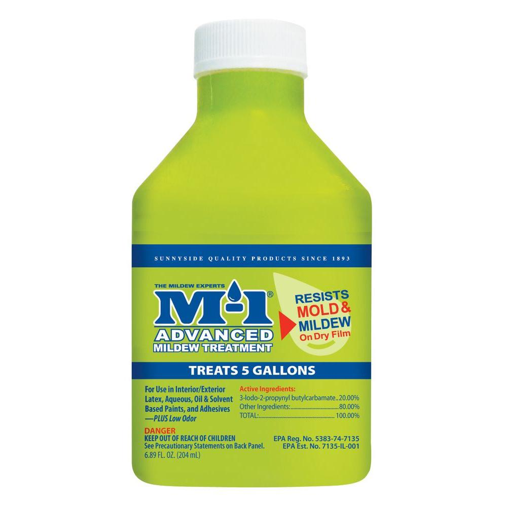 M-1 7 5 oz  Advanced Mildewcide