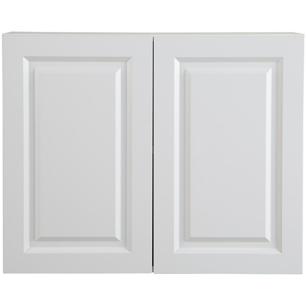 Hampton Bay Kitchen Cabinets Installation Guide: Hampton Bay Benton Assembled 30x24x12.5 In. Wall Cabinet