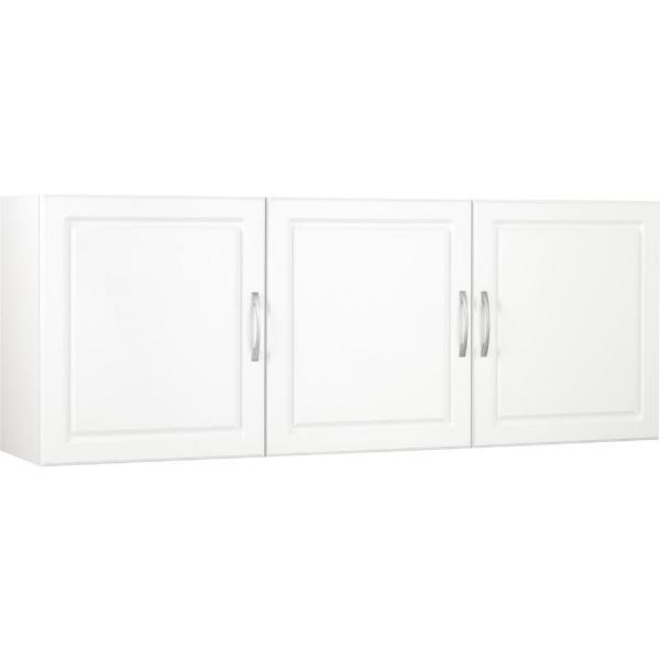 Trailwinds 54 in. White Storage Cabinet
