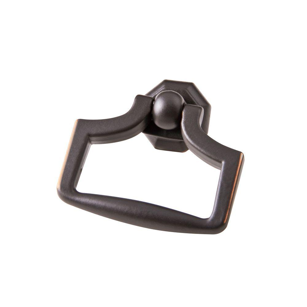 Sumner Street Home Hardware Symmetry 2 1 4 In Octagon Oil Rubbed Bronze