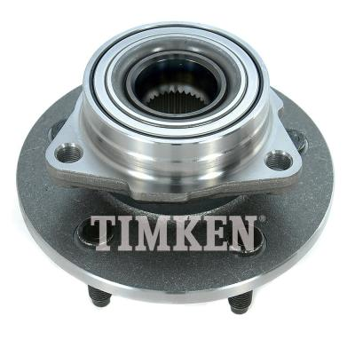 Timken Wheel Bearing and Hub Assembly fits 2011-2015 Ford Explorer