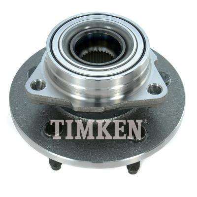 Front Wheel Bearing and Hub Assembly fits 2000 Ford F-150