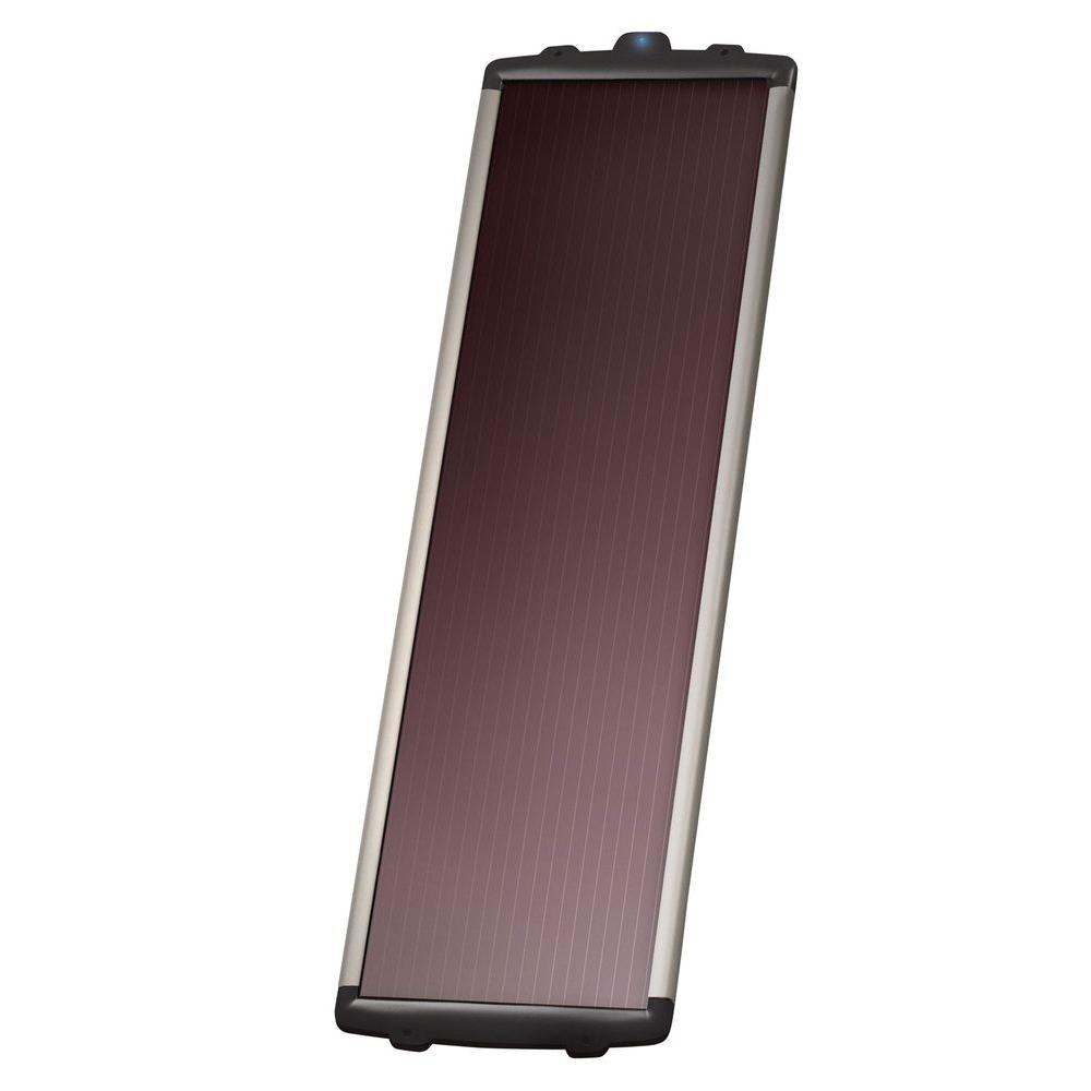 Competition Solar 20-Watt Amorphous Solar Panel 12-Volt Battery Charger-DISCONTINUED
