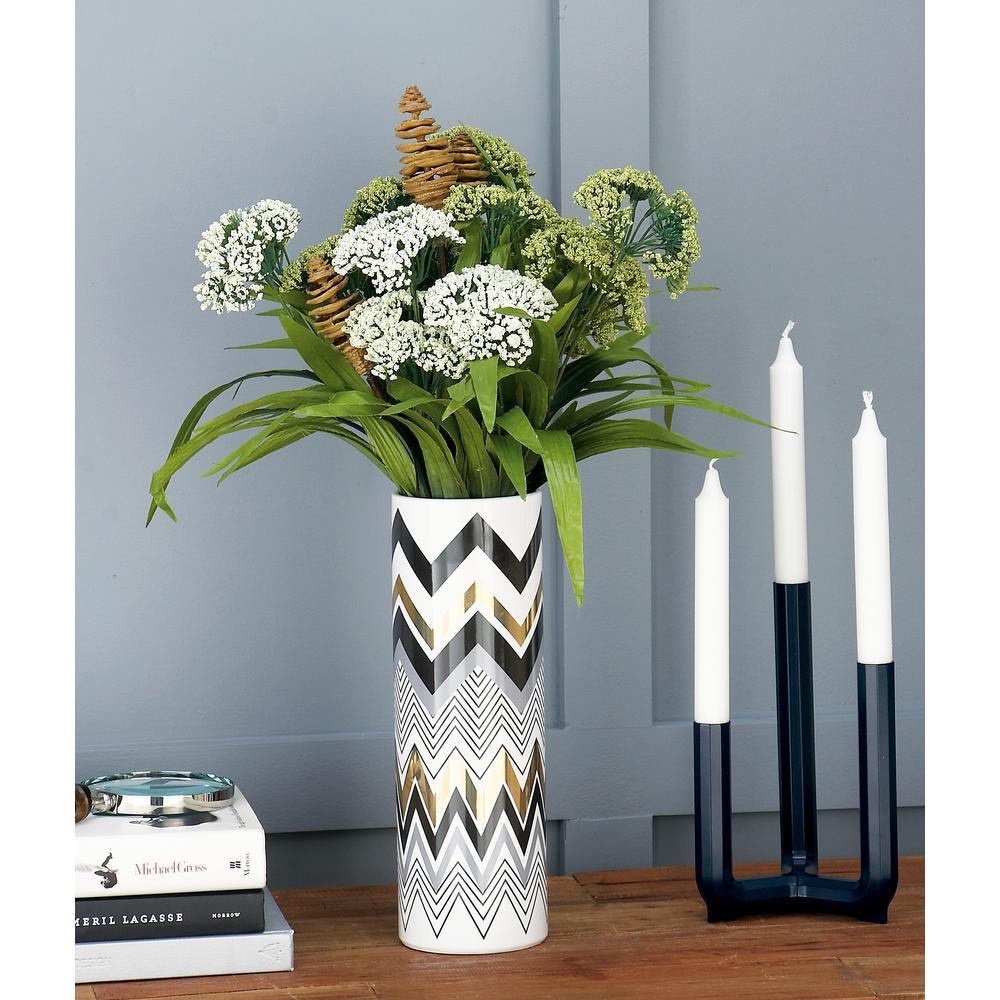Cylinder Vases Vases Decorative Bottles The Home Depot