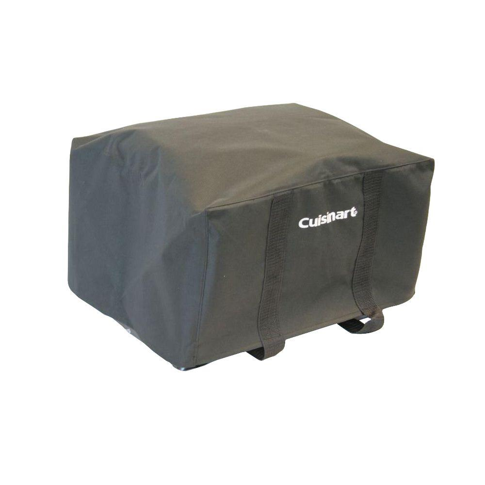 Cuisinart Tabletop Grill Tote and Cover (Fits CGG-180 or CEG-980)
