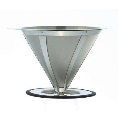 UltraMesh 1-Cup Stainless Steel Coffee Dripper
