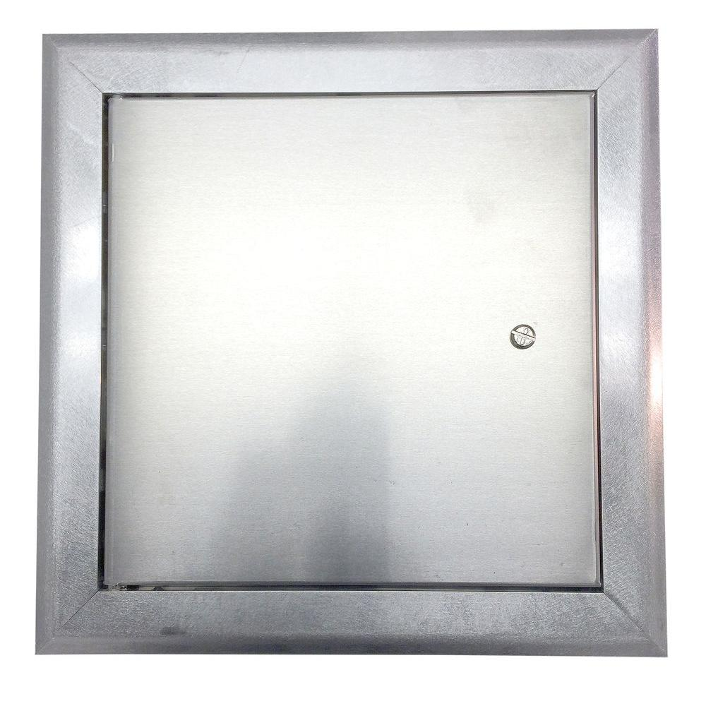 Acudor Products 18 in. x 18 in. Lightweight Aluminum Wall or Ceiling Access Door