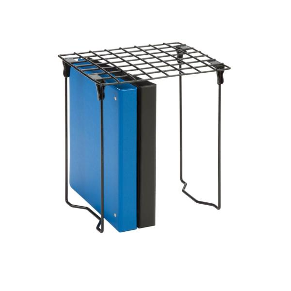 Colors may vary Folding Locker Shelf