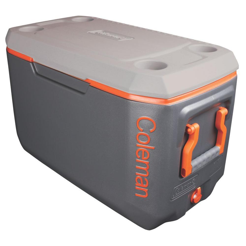 Coleman 70 Qt Xtreme Chest Cooler 3000002011 The Home Depot