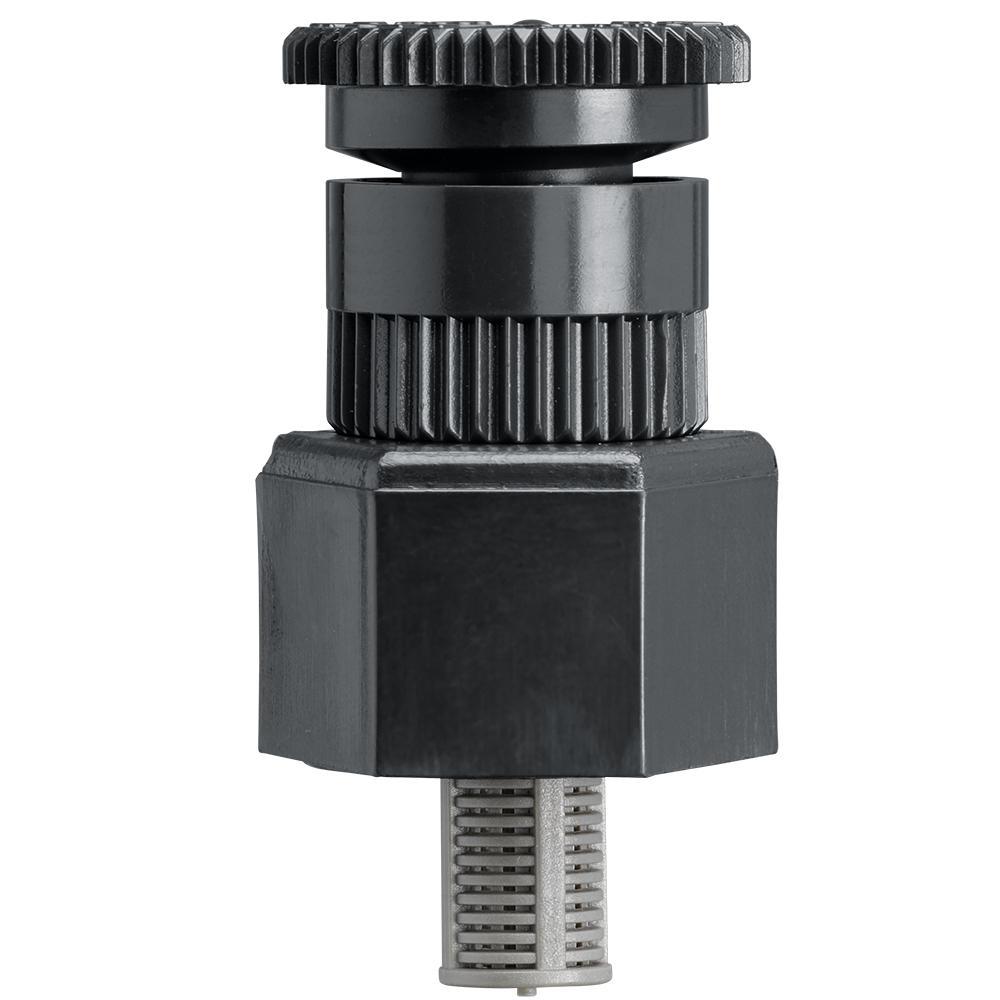 15 ft. Adjustable Pattern Pressure Regulated Pop-Up Shrub Head Irrigation Sprinkler