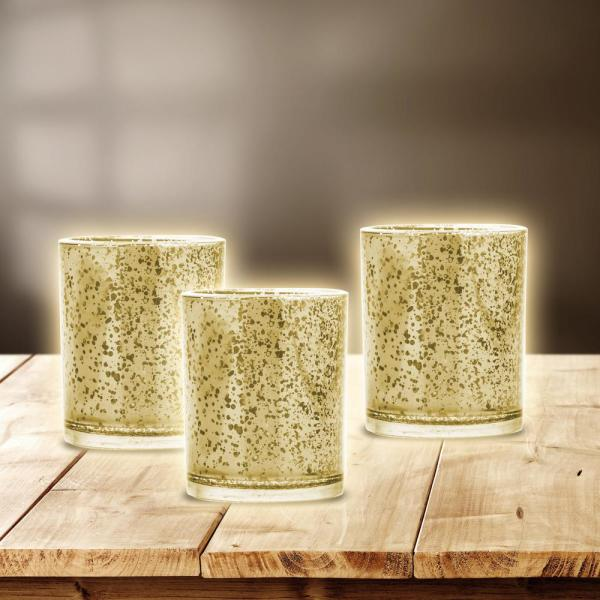 Cellini Votive Candle Holders Set Of 12 1176g The Home Depot