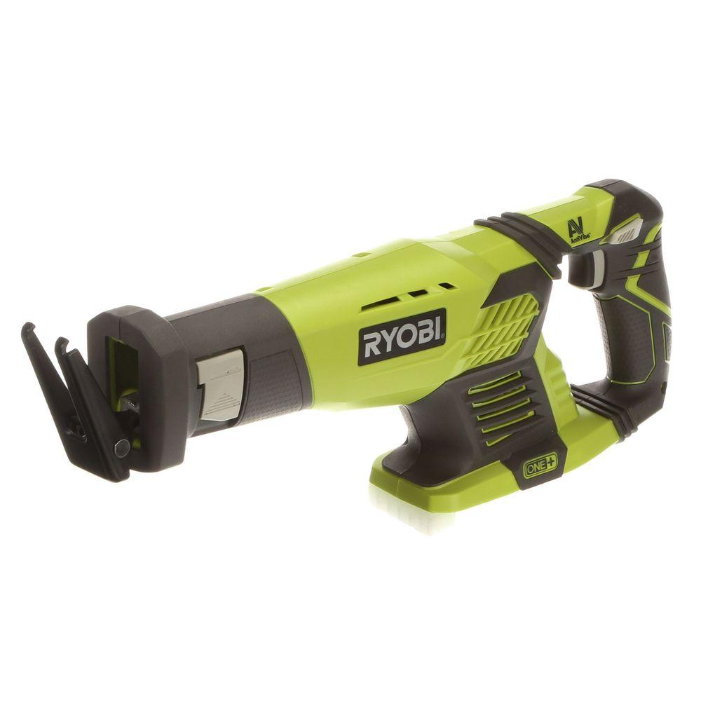 Ryobi 18 volt one cordless reciprocating saw tool only p514 the ryobi 18 volt one cordless reciprocating saw tool only keyboard keysfo Choice Image