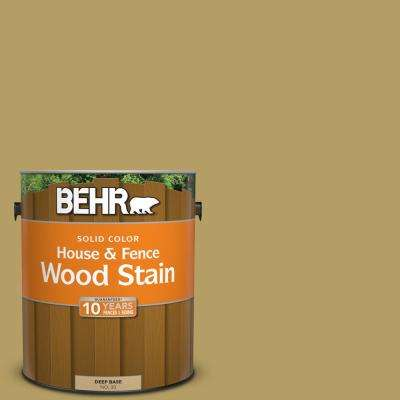 1 gal. #HDC-CL-19 Apple Wine Solid Color House and Fence Exterior Wood Stain