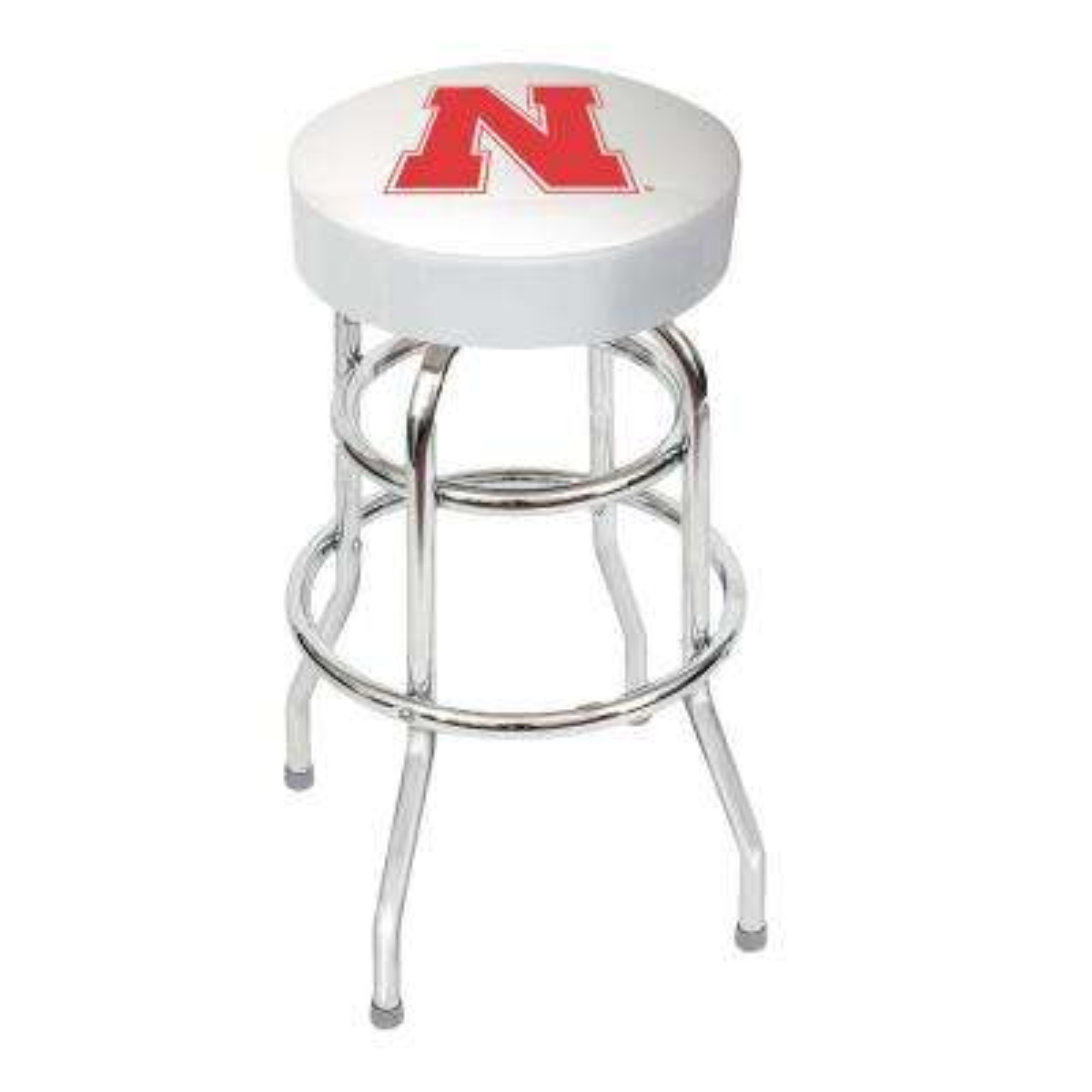 University of Nebraska Bar Stool