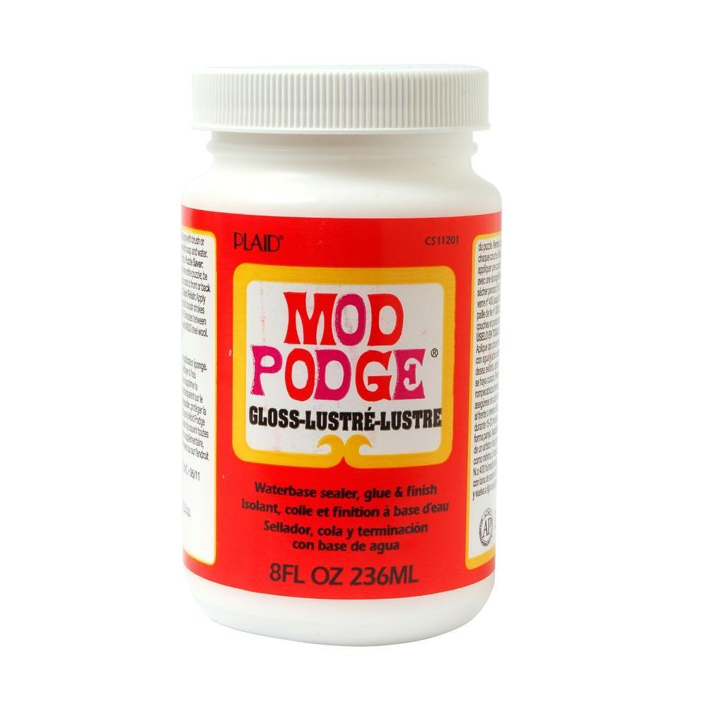 8 oz. Gloss Decoupage Glue
