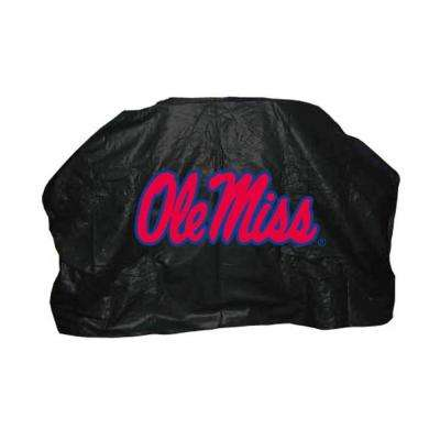 59 in. NCAA Mississippi Grill Cover