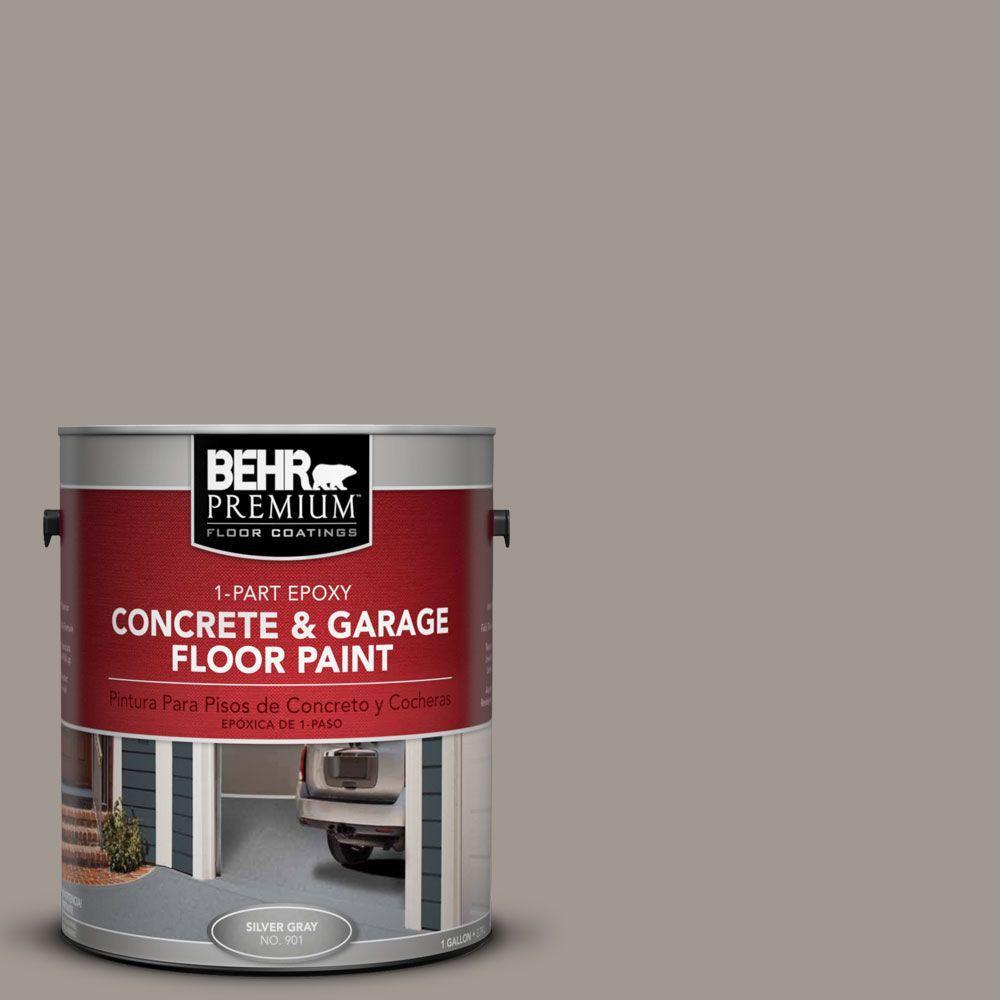 1 gal. #PFC-73 Pebbled Path 1-Part Epoxy Concrete and Garage Floor Paint