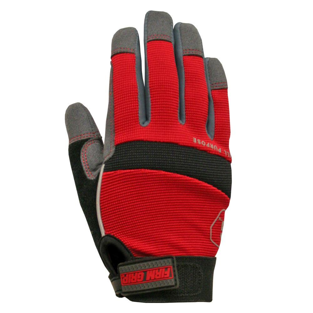 Firm Grip Youth Small/Medium All-Purpose Gloves