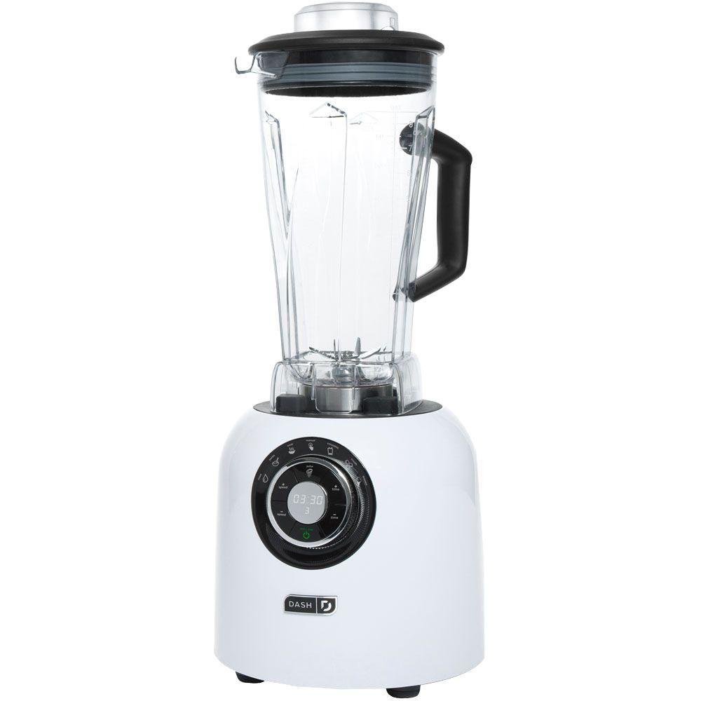 Dash Premium Chef Series 6.8 oz. Digital Blender in White