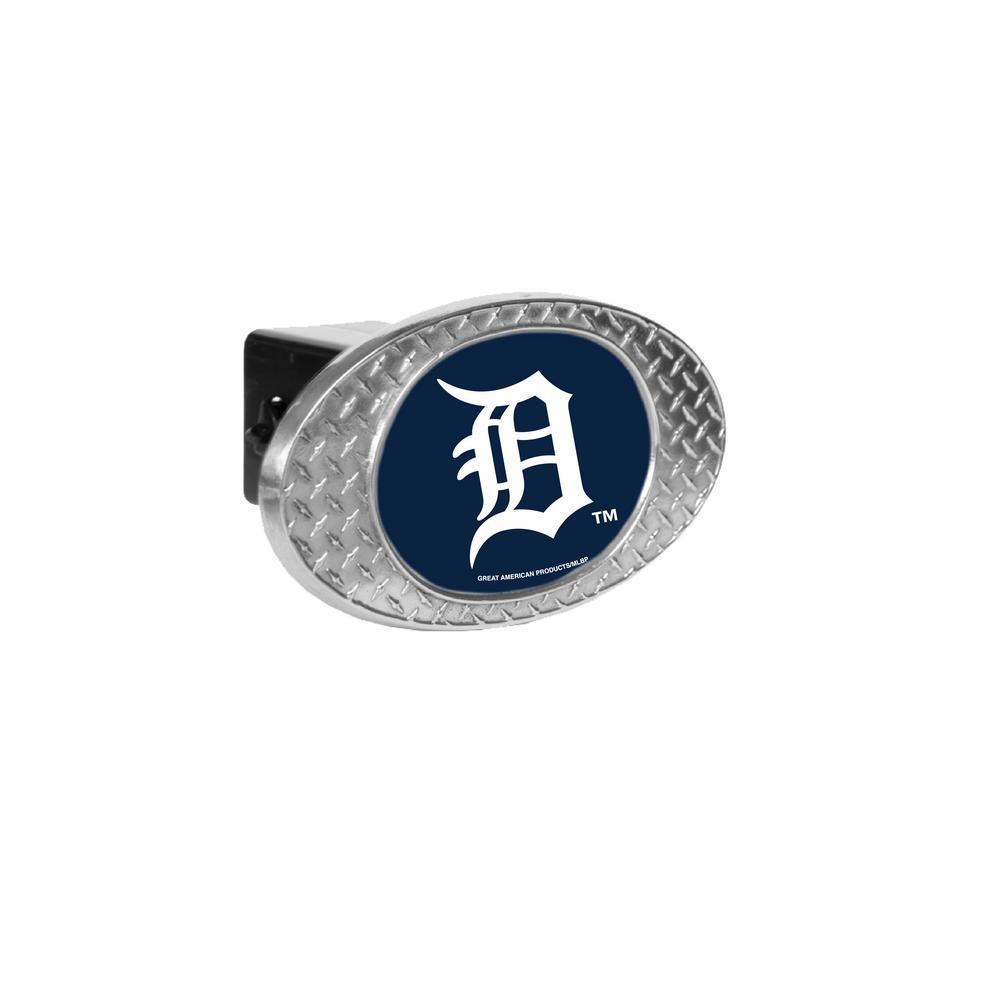 MLB Tigers Oval Skid Hitch