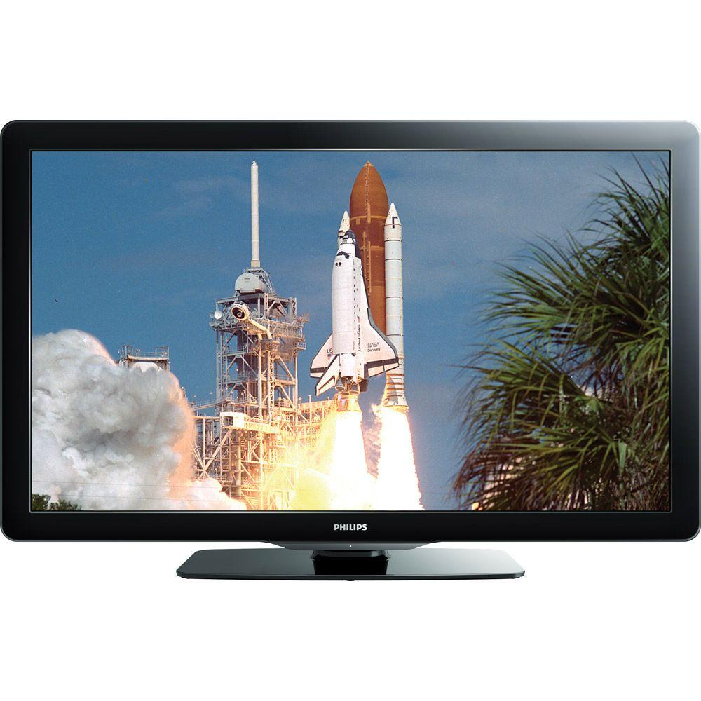 Philips 46 in. Class Full HD LED 1080p 120Hz HDTV with Built-in Wi-Fi-DISCONTINUED
