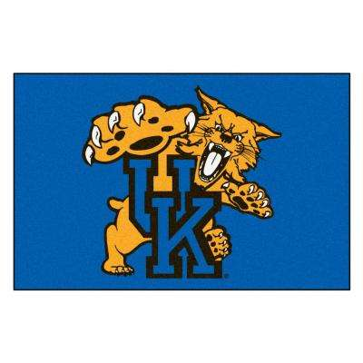 University of Kentucky 1 ft. 7 in. x 2 ft. 6 in. Accent Rug