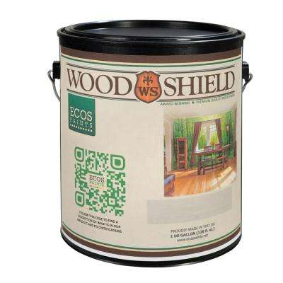 1-qt. ECOS WoodShield Semi-Gloss Varnish