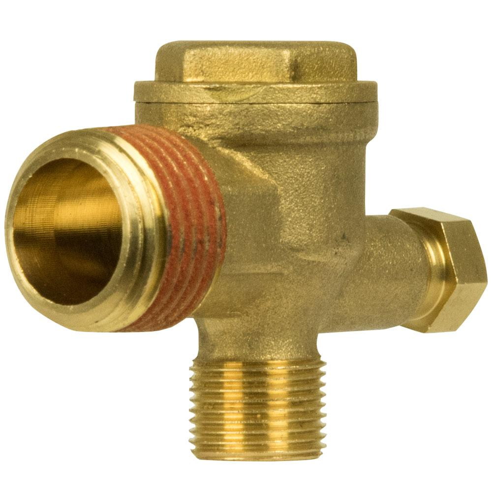 Replacement Check Valve For Husky Air Compressor E106123