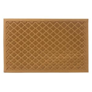 Entryways Annalise Weather Beater 35 inch x 22 inch Polypropylene Door Mat by Entryways