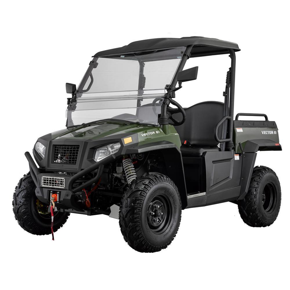 E1 Electric Utility Vehicle