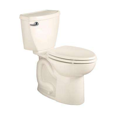 Cadet 3 FloWise 2-piece 1.6 GPF Single Flush Elongated Toilet in Linen, Seat Not Included