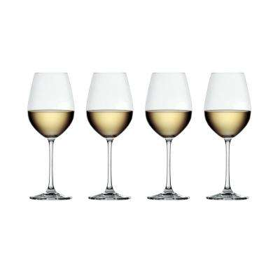 Red and White 19 oz. White Wine (Set of 4)