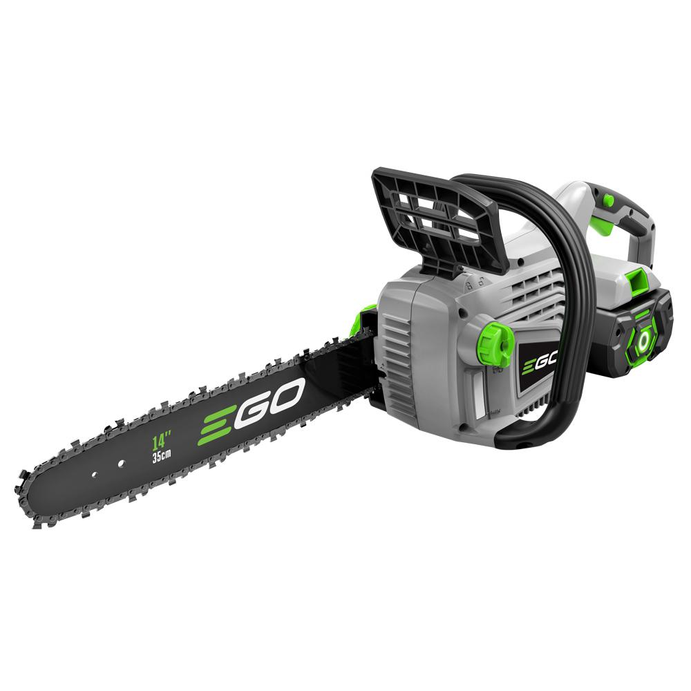 Reconditioned 14 in. 56V Lith-Ion Cordless Chainsaw, 2.0Ah Battery plus Charger