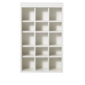 Home Decorators Collection Craft Space 34 in. x 21 in. Picket Fence 15- Cubbies Open Wall Mounted Storage-1606400400 - The Home Depot  sc 1 st  Home Depot & Home Decorators Collection Craft Space 34 in. x 21 in. Picket Fence ...