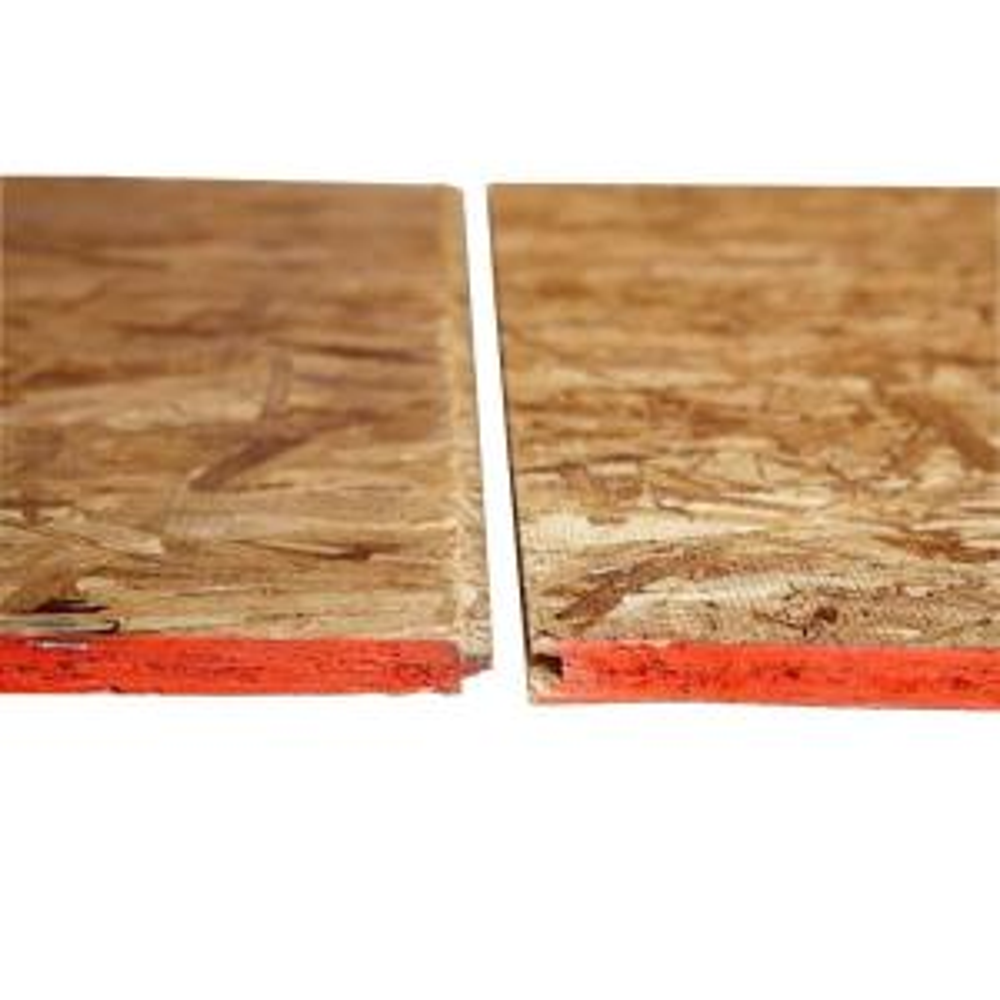Osb Attic Decking Board 14876 The Home Depot