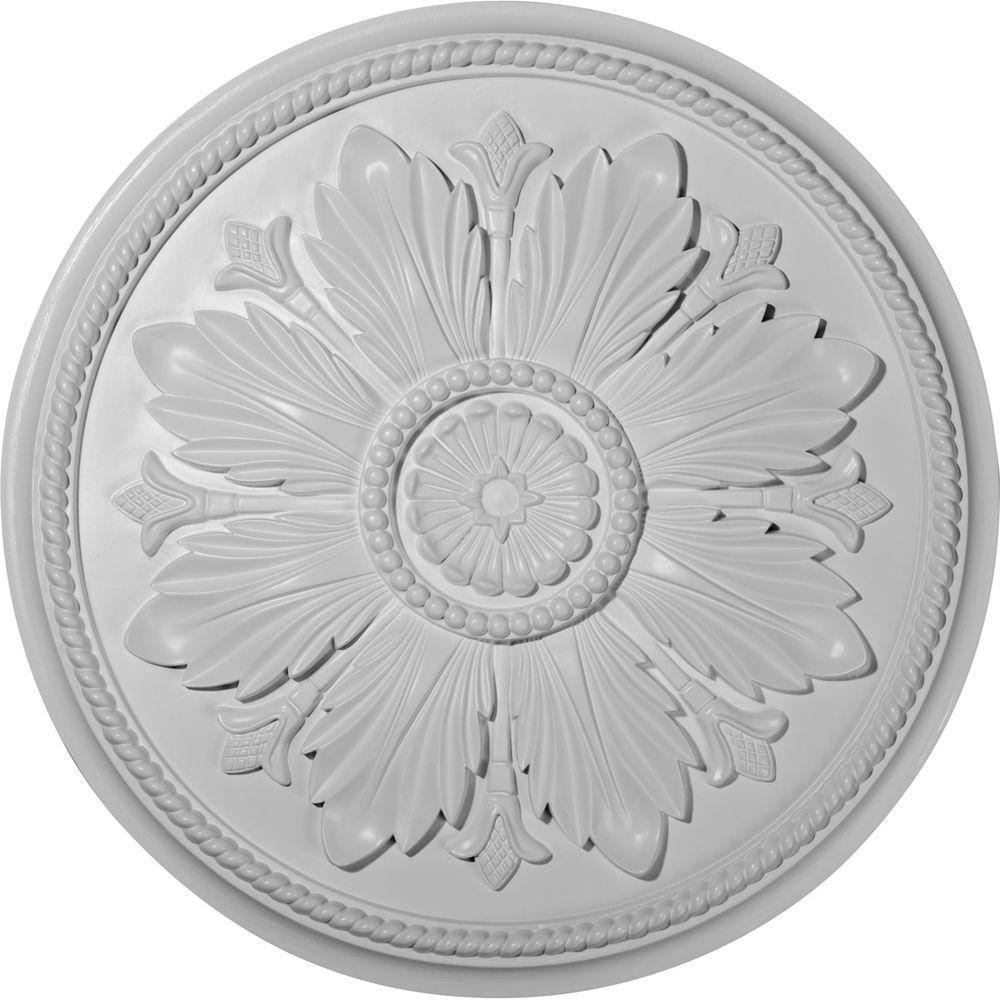 Ekena Millwork 23-5/8 in. Kaya Ceiling Medallion