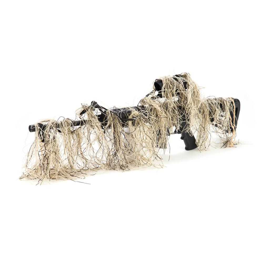4 ft. Camouflage Rifle Wrap Hunting Accessory