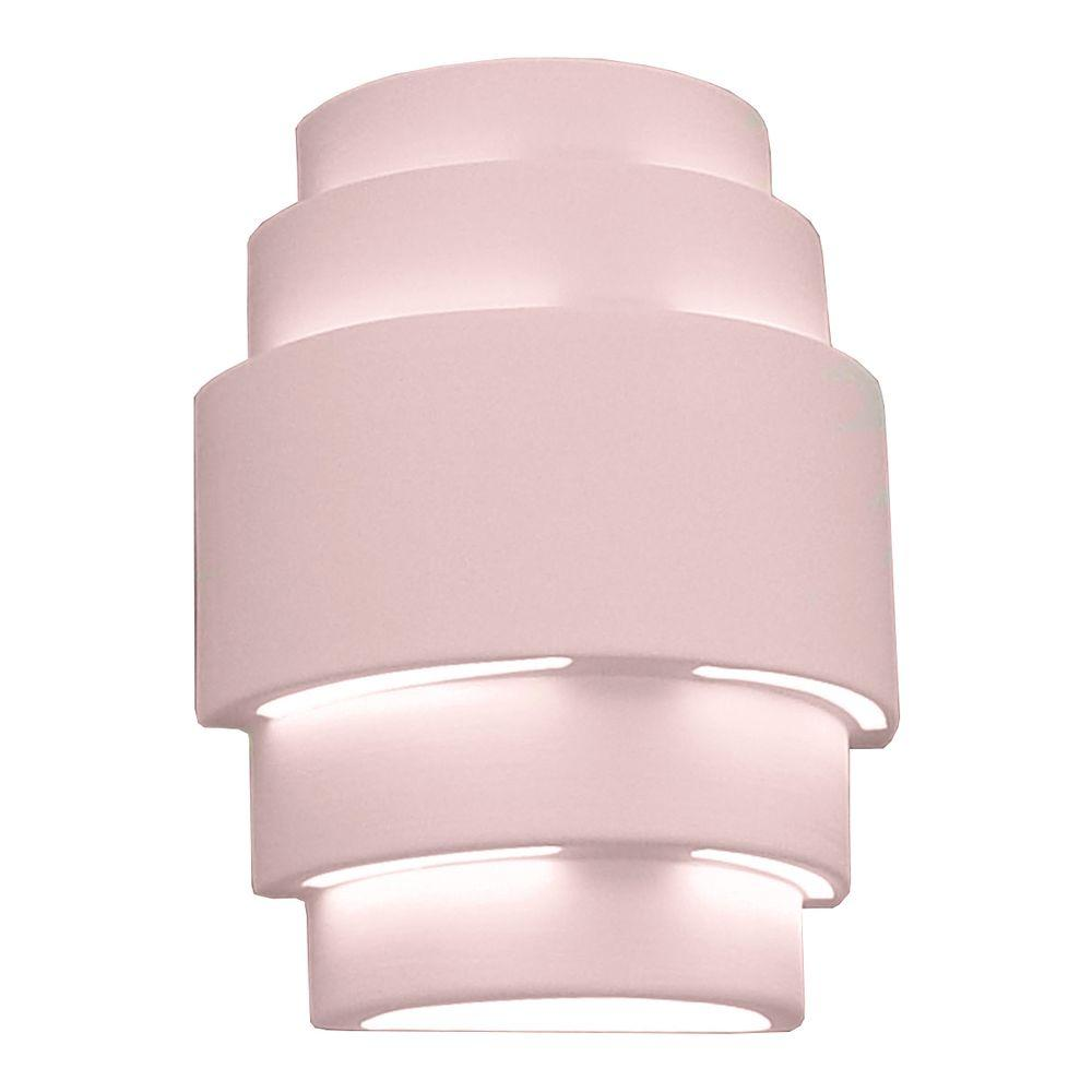 Filament design clifton outdoor bisque terra cotta ceramic wall lucy 2 light bisque terra cotta ceramic outdoor wall sconce amipublicfo Gallery